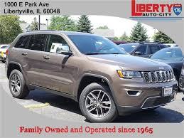 jeep grand cherokee 2017 grey 2017 jeep grand cherokee limited 4x4 in libertyville il chicago