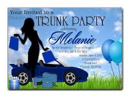 25 unique trunk party ideas on pinterest trunk party ideas