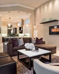 living room brown brown living room decor interior lighting design ideas