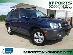 2006 hyundai santa fe gls v6 imports and more inc