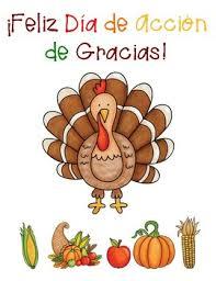 acción de gracias turkey template thanksgiving activity