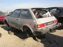 1987 mitsubishi cordia junkyard find 1984 plymouth colt gts turbo the truth about cars