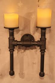 Galvanized Wall Sconce 97 Best Light S P Wall Fixed Images On Pinterest Pipe Lighting