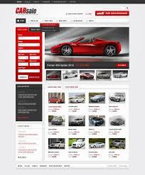 lexus car website website design 38522 car sale rental custom website design car