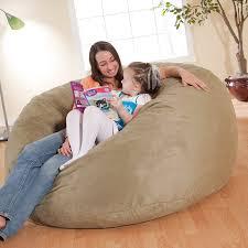 Big Bean Bag Chair Oversized Bean Bag Chairs In Blue Cozy Oversized Bean Bag Chairs