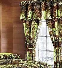 Camo Blackout Curtains Camper Curtains Ebay