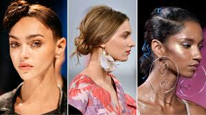 nyfw spring 2018 the best hairstyles allure