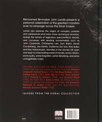 monsters in the movies john landis 8601200496987 amazon com books