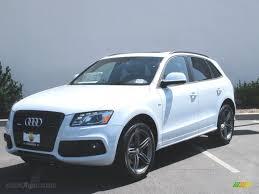 Audi Q5 2015 - audi q5 2012 white