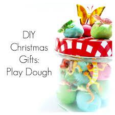 diy christmas gifts play dough oh creative day