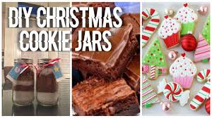 diy christmas cookie jars affordable and easy christmas gift