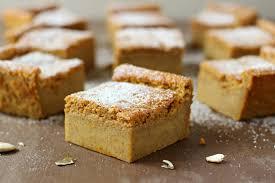cake recipes for thanksgiving gingerbread magic cake bars recipe