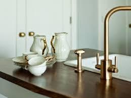 Brass Kitchen Faucet Antique Brass Kitchen Faucet Replacement The Homy Design