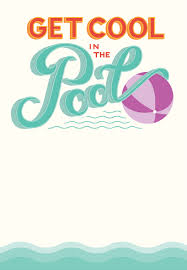 pool party invitation free printables summer party summer