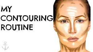 contouring routine mac cosmetics youtube