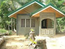 simple houses native styles in the philippines with inside of