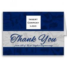 business thank you cards business thank you cards