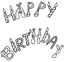printable 21 hello kitty happy birthday coloring pages 6307