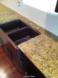 granite countertop kraus stainless steel kitchen sink one hole