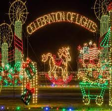 benson nc christmas lights meadow lights