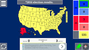 Early Election Results Map by Final Electoral Map Prediction 11 8 16 Election Day Youtube