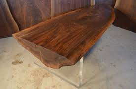 Rustic Walnut Coffee Table Custom Reclaimed Walnut Coffee Table By Dumond S Custom Furniture