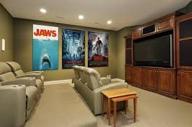 custom home theater acoustic fabric wall finishing for home theaters fabricmate