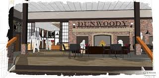 dunwoody college news an architectural rendering of the welcome center for prospective students and their families the space