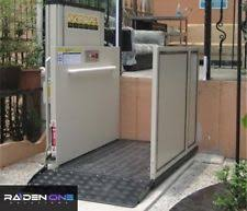 mobility vertical platform lifts porch lifts elevators ebay