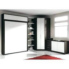 lit escamotable bureau intégré armoire lit bureau armoire bureau integre lit escamotable bureau