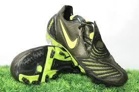 Nike T90 usa nike total 90 laser ii fg cleats black yellow outlt whosesale