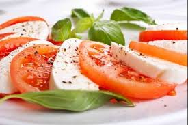 comment cuisiner la mozzarella recette de tomate mozzarella facile et rapide