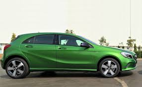mercedes a class mercedes a class and b class edition launched gets apple
