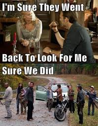 Walking Dead Birthday Meme - if you enjoy the walking dead these memes are for you 36 photos