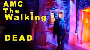 amc the walking dead halloween horror nights 2017 universal