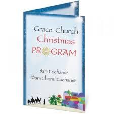 Church Programs Template 8 Church Christmas Programs That Rock Around The Christmas Tree