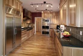 Galley Kitchen Lighting Ideas Kitchen Design Awesome Kitchen Track Lighting Fixtures For