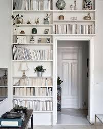 Wall Bookshelves Ideas by Best 25 Living Room Bookshelves Ideas On Pinterest Small Living