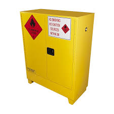 flammable liquid storage cabinet flammable liquid storage cabinet value 160l seton australia