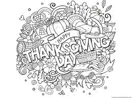 21 happy thanksgiving coloring pages free for adults