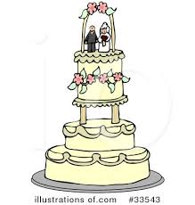 wedding cake clipart wedding cake clipart 33543 illustration by djart