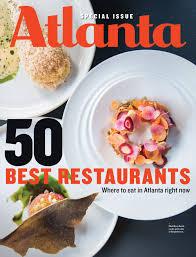 What Is An Eat In Kitchen by 50 Best Restaurants In Atlanta Atlanta Magazine