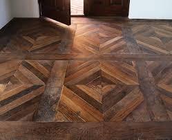 refinishing parquet flooring to look more presentable flooring