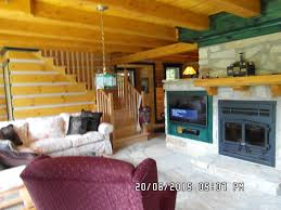 luxury cottage for rent in mauricie quebec