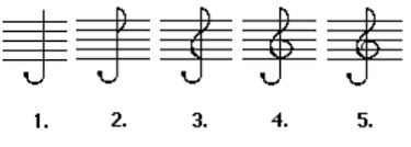 the clefs knilt