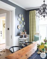 Dining Room Side Table Decor Home Decorating  Painting Advice - Dining room bar