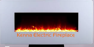 Wall Mounted Electric Fireplace Ameriwood Furniture Kenna 35