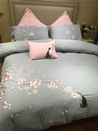 Super Soft Bed Sheets by Online Get Cheap Cherry Blossom Bed Aliexpress Com Alibaba Group