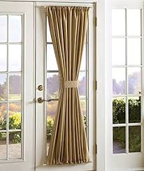 Blackout Door Panel Curtains Blackout Door Panel By Getset2save Home Kitchen
