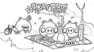 angry birds movie colouring pages bomb the black bird coloring